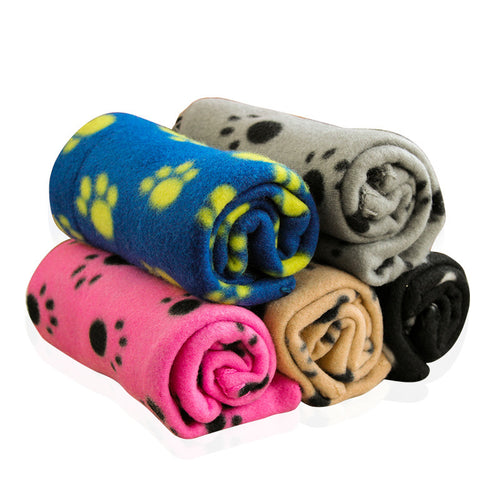Cat Bed Rest Dog Blanket Winter Foldable