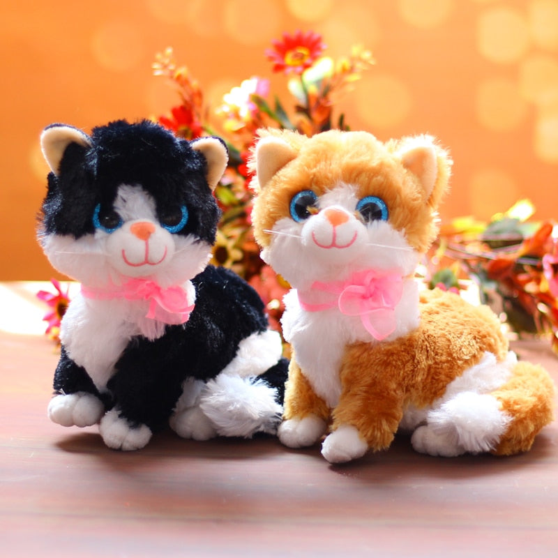 1pc cute lovely Lifelike Kitty Cat