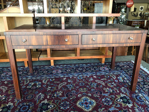 Contemporary Rosewood Desk