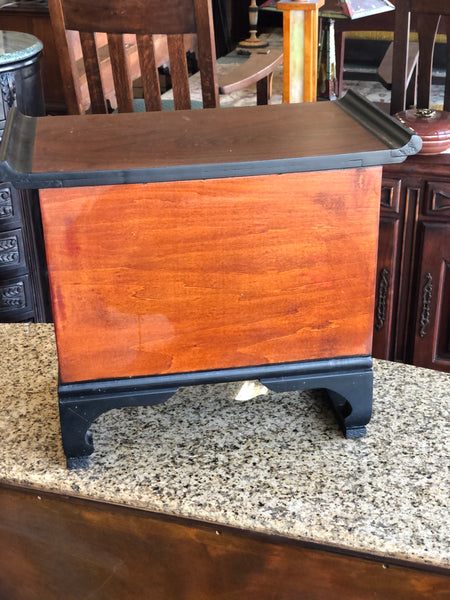Small Table Top Tansu Chest
