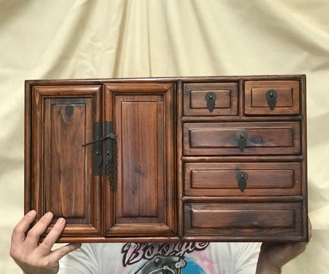 Small Asian Cabinet