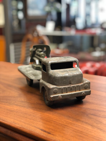 Military Structo Toy Truck