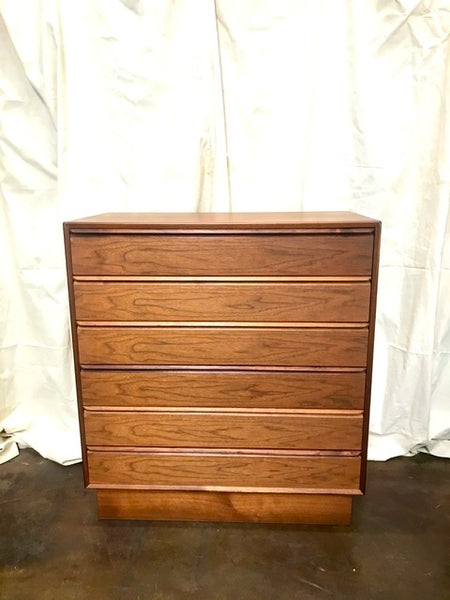 Mid-Century Modern Chest of Drawers by Westnofa