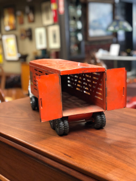 Structo Arm Toy  Truck