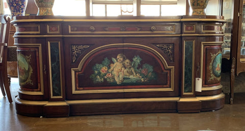 Bow Front Karges Sideboard