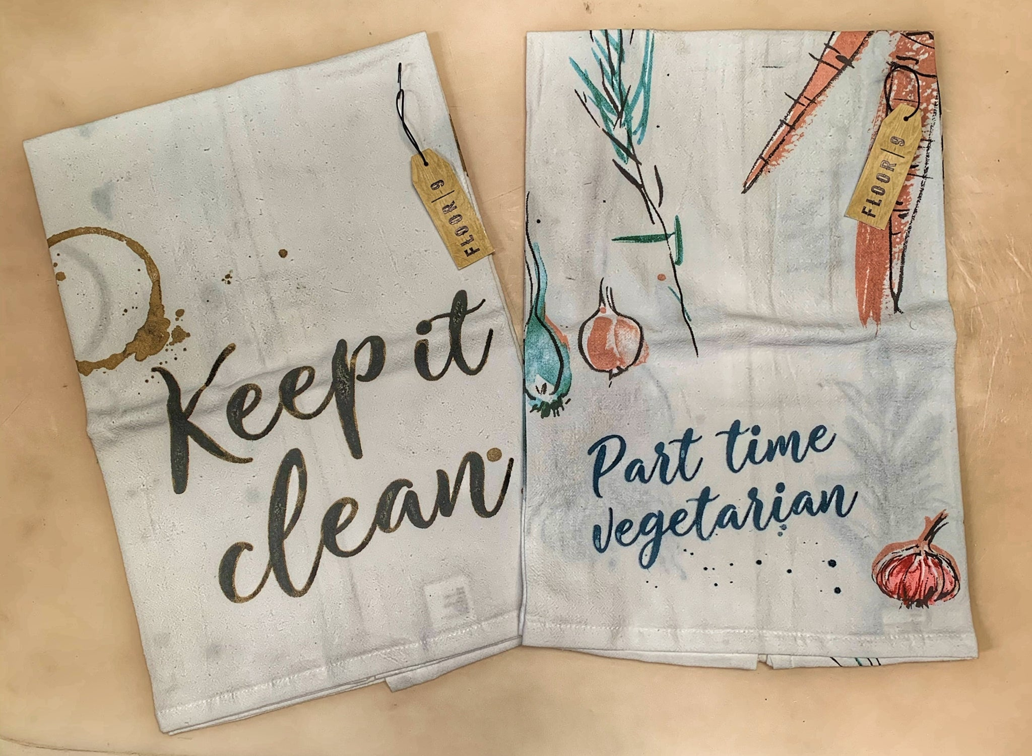 Flour Sack Towels in Assorted Designs