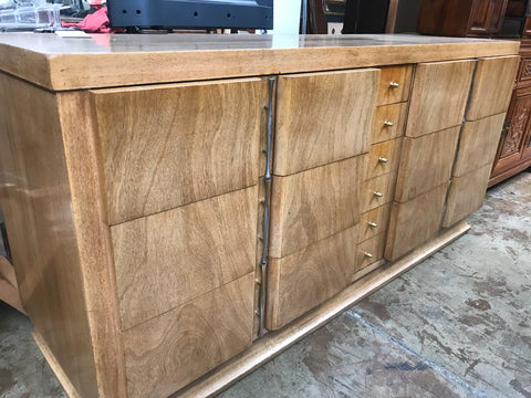 Mid-Century Modern Walnut Dresser by American of martinville
