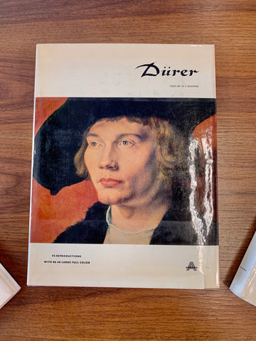 Dürer Art with Color Reproductions