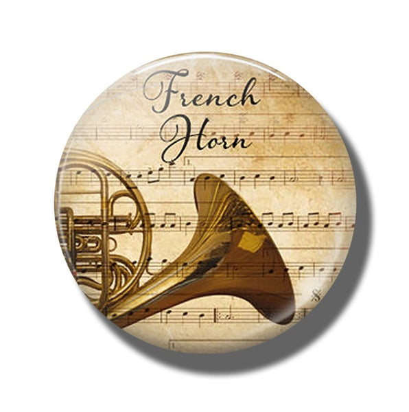 French Horn Refrigerator Magnet | Practical Quality and Pure Passion