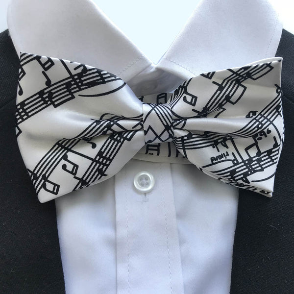 Stir up the Fun with Unique Bow Ties