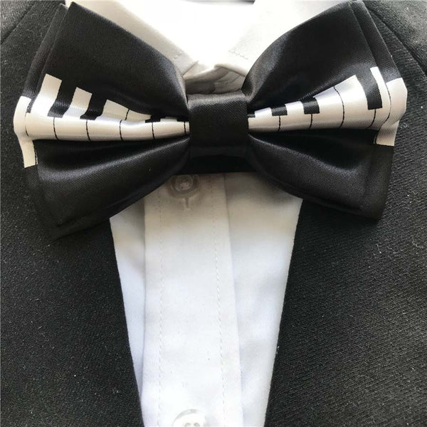 Elegance with a Twist - Bow Tie - 5 Variations