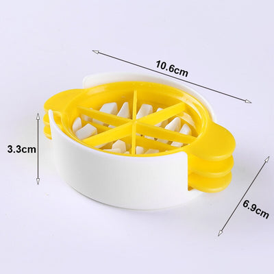 Multipurpose Egg Slicers