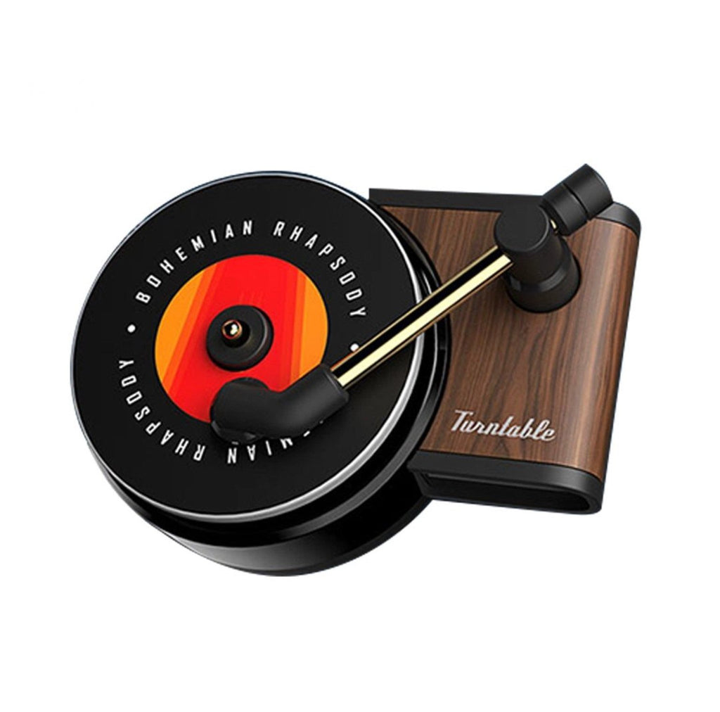 Turntable Car Air Freshener - Trend Droppers