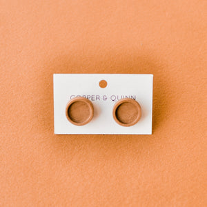 Walnut Wood Studs