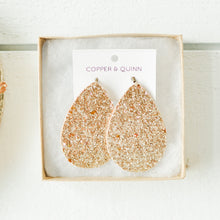 Load image into Gallery viewer, Chunky Glitter Kingsley Earrings