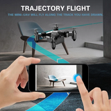 Mini Folding Unmanned Aerial Vehicle - Kikiboom Online Store