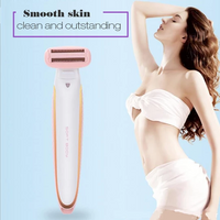 (Hot Selling !!! )Electric Rechargeable Body Shaver For Women
