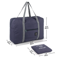 55% OFF Travel Foldable Duffel Bag