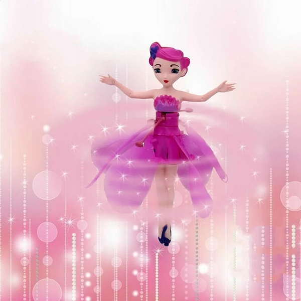 Magic Flying Fairy Princess Doll Infrared Kids Toys - Kikiboom Online Store