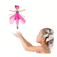 Magic Flying Fairy Princess Doll Infrared Kids Toys