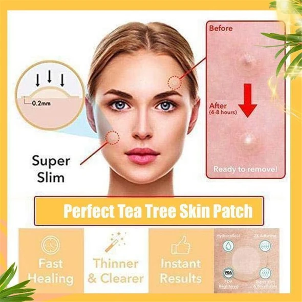 Skin Tag & Acne Patch - Qoozan Online Store
