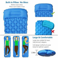 (MORE CHEAPER THAN OTHER STORE !!! )Ultralight Outdoor Sleeping Mattress
