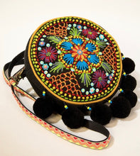 Load image into Gallery viewer, The Rosa Tambourine Bag