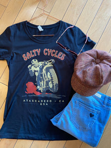 The Salty Cycles Tee