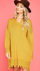 The Tinsley Sweater Dress