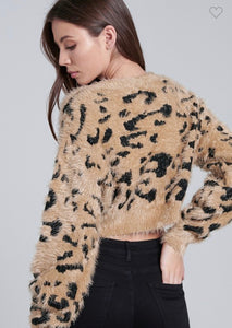 The Cheetah Sweater
