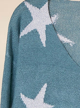 Load image into Gallery viewer, The Sage Silver Sweater