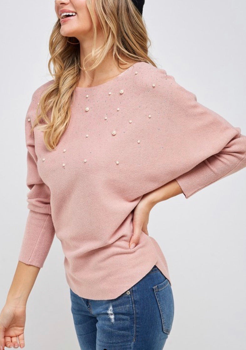 The Pearla Sweater