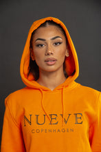 Load image into Gallery viewer, CLASSIC NUEVE COPENHAGEN HOODIE ORANGE