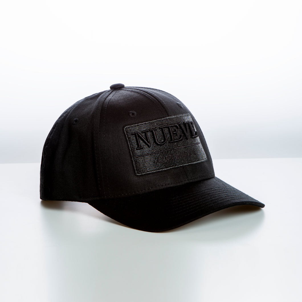 BLACK NUEVE COPENHAGEN PATCH CAP