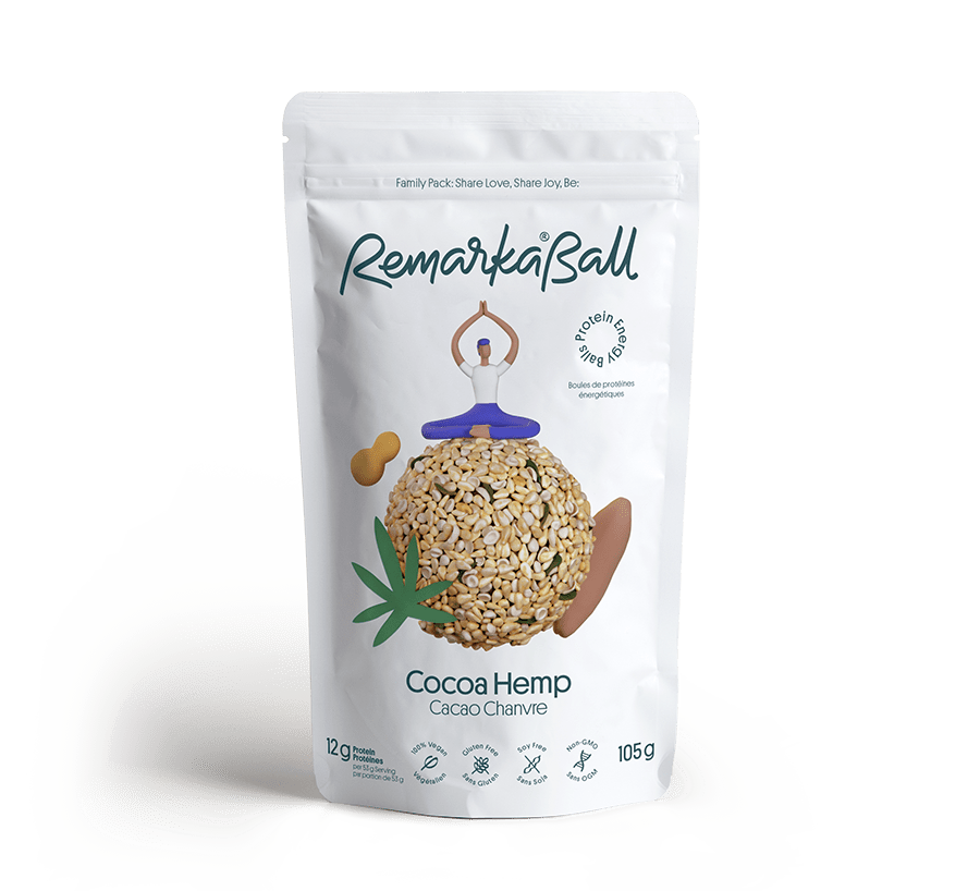 Cocoa Hemp - Remarkaball