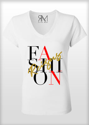 Fashion Reigns Tee