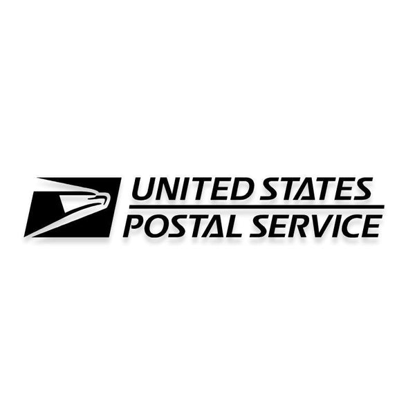 USPS Mail Post Office Logo Decal Sticker