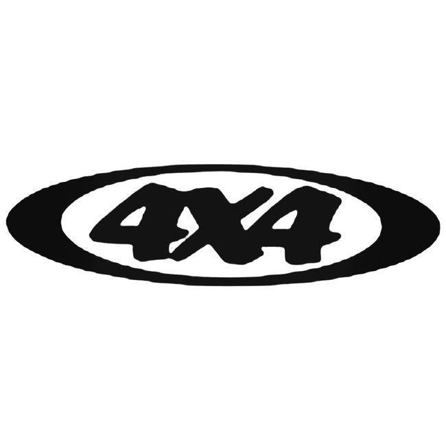 4x4 Off Road 19 Decal Sticker