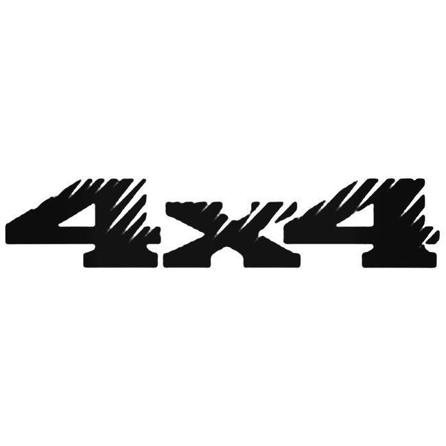4x4 Off Road 27 Decal Sticker