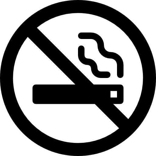 No Smoking Sticker Decal