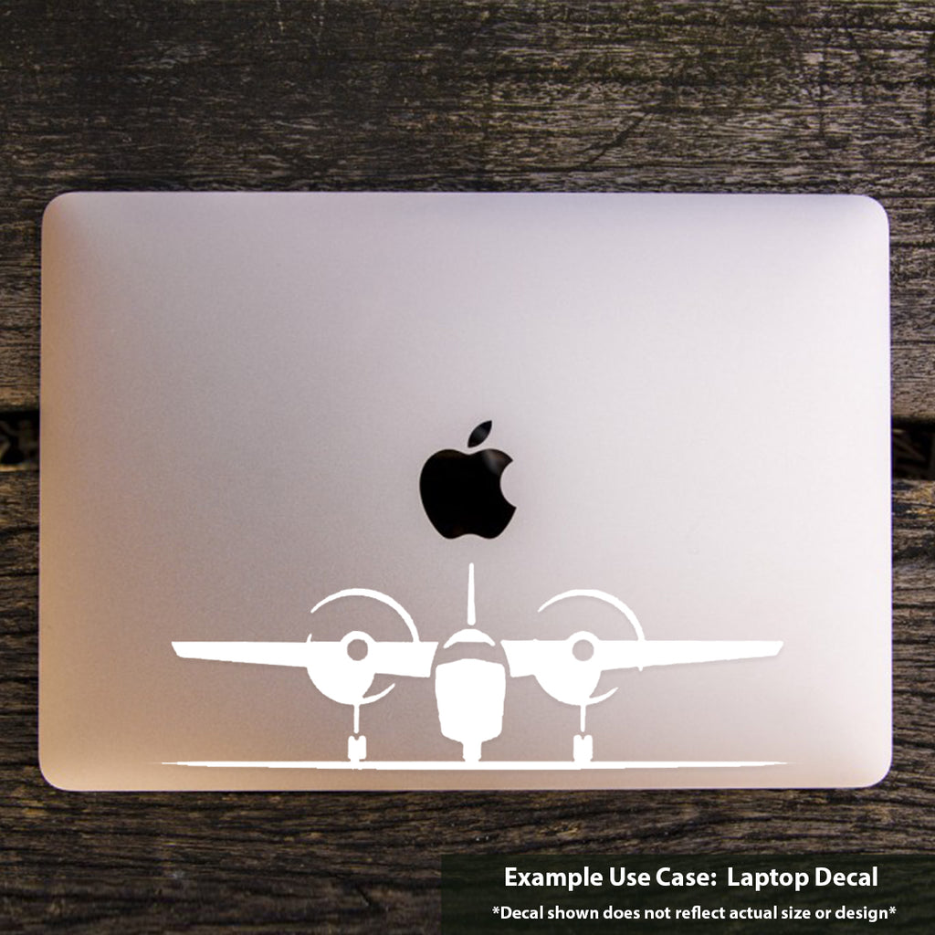 Eye Lashes Laptop Decal Sticker