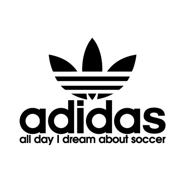 Adidas Symbol Logo Decal Sticker
