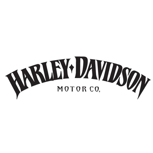 Harley Davidson Motor Co Logo Decal Sticker