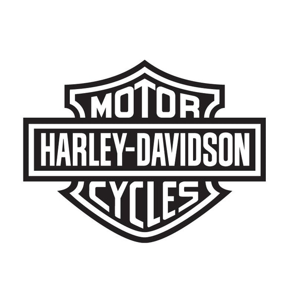 Harley Davidson Motorcycles Logo Decal Sticker
