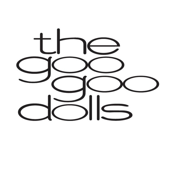 The Goo Goo Dolls Official Logo Decal Sticker