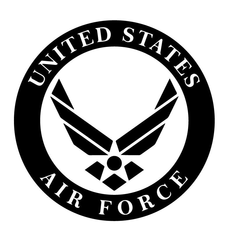 United States Air Force Symbol Decal Sticker