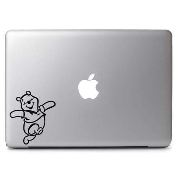 Winnie the Pooh Bear – Decal Laptop Decals Stickers