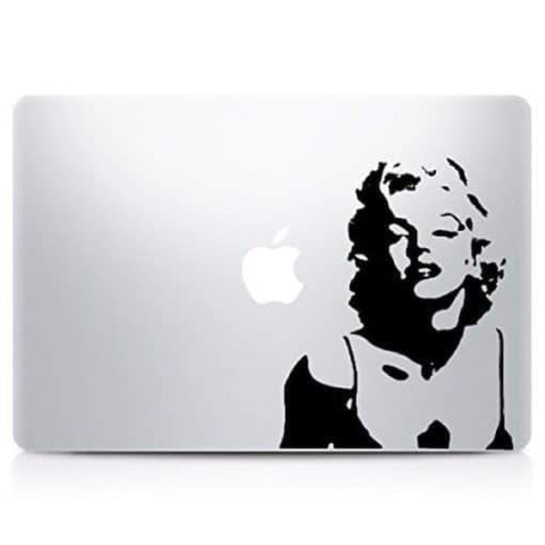 Marilyn Monroe Laptop Vinyl Decal Sticker