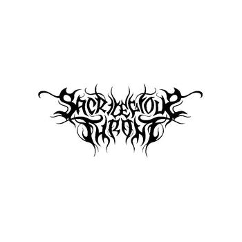 Sacrilegious Throne Band Logo Vinyl Decal Sticker