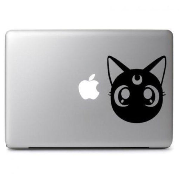 Sailor Moon Totko Monster Laptop Decal